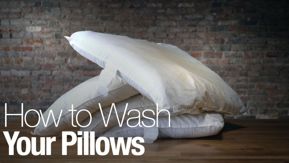 Machine Washable Pillows – is there such a thing ?